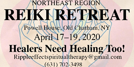 NORTHEAST REGION REIKI RETREAT