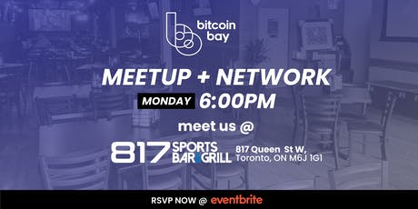 Bitcoin Bay Blockchain event  tickets