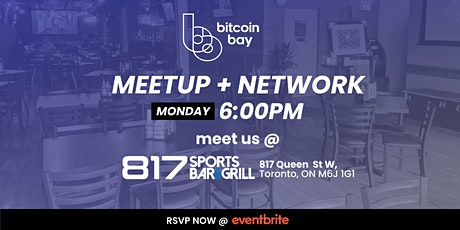Bitcoin Bay: Networking Mixer Series tickets