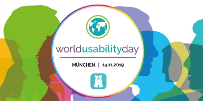World Usability Day München 2019
