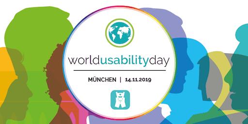World Usability Day München 2019