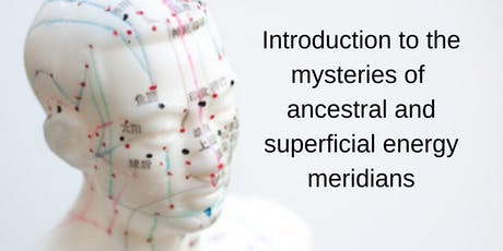 Discover the mysteries of the human energy meridian system tickets