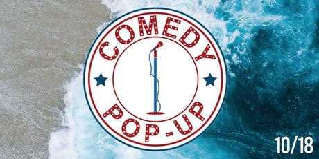 COMEDY POP-UP With Drew Lynch, Jason Collings, & Carmen Morales tickets