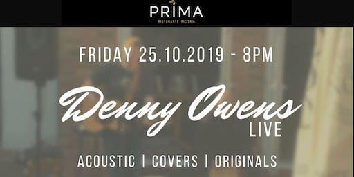 Denny Owens Live