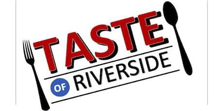 Taste of Riverside tickets