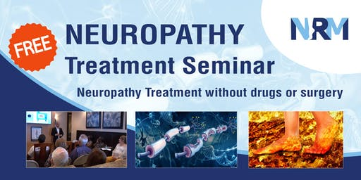 FREE EMINAR - Neuropathy Treatment without drugs or surgery