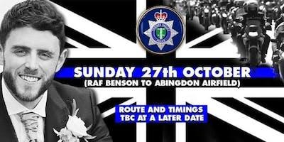 PC Andrew Harper ROR - Abingdon Marshal