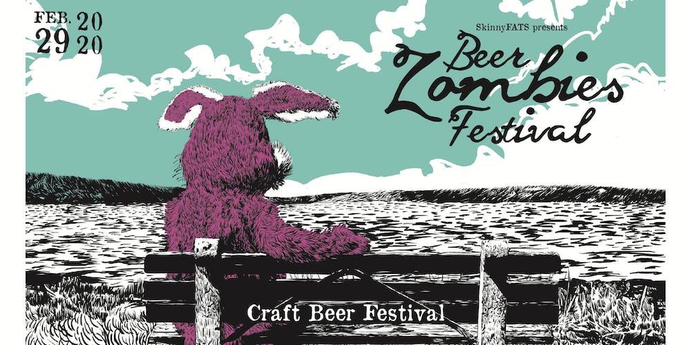 Halloween Events Las Vegas 2020.Beer Zombies Craft Beer Festival 2020 Tickets Sat Feb