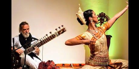 Concierto de Música y Danza Clásica de la India entradas