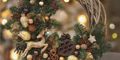 Christmas Decoration Course