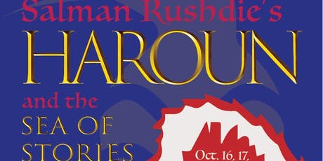 Salman Rushdie's HAROUN tickets