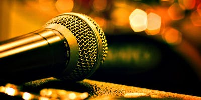 """THE BIG """"SHOWSTOPPER"""" Spoken Word Competition"""