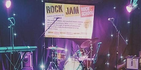 Rockjam Live XVII North tickets