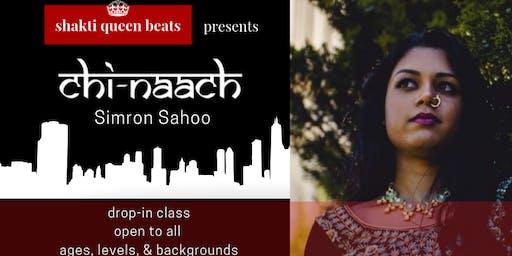 Shakti Queen Beats presents Chi-Naach: Bollywood Drop-in Class