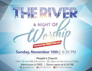 The River - Night of Worship tickets