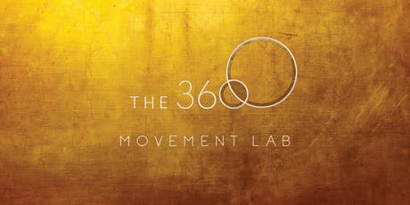 The 360 Movement Lab With by Amber Ryan tickets