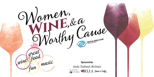 Women, Wine, and a Worthy Cause