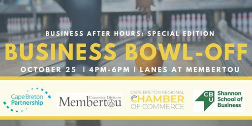 Business After Hours Special Edition: Business Bowl Off!
