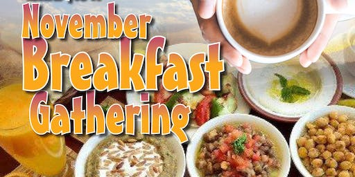 St. Sahag and St. Mesrob Armenian Saturday School November Breakfast