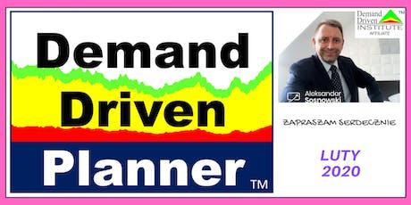 Demand Driven Planner w zakładzie GKN Driveline (2-dniowe szkolenie DDMRP) tickets
