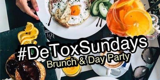 DeTox SUNDAYS | Day Party & Brunch | REBEL'S GUILD @ Revere Hotel Boston