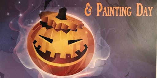 Pumpkin Carving and Painting