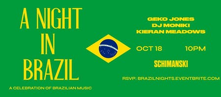A Night in Brazil
