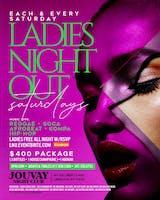 LADIES FREE ALL NIGHT JOUVAY NIGHTCLUB