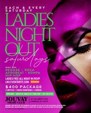 LADIES FREE ALL NIGHT JOUVAY NIGHTCLUB  tickets