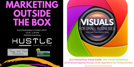 Bootstrapping Visuals | Marketing Outside the Box tickets