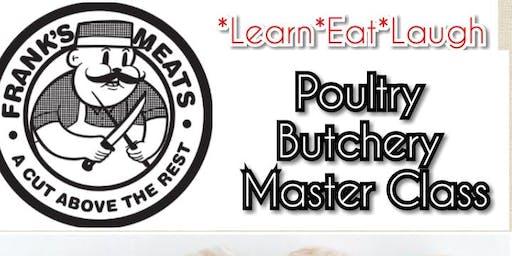 Butchery class: Poultry
