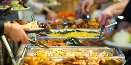 Rumours Buffet Luncheon Friday December 13th