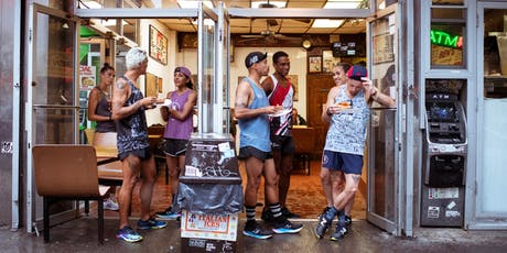 The New Balance Miles for Pizza Challenge tickets