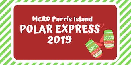 MCRD Parris Island Polar Express 2019 tickets