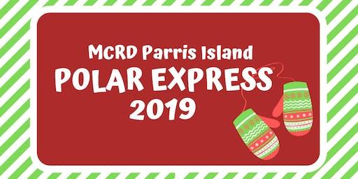 MCRD Parris Island Polar Express 2019
