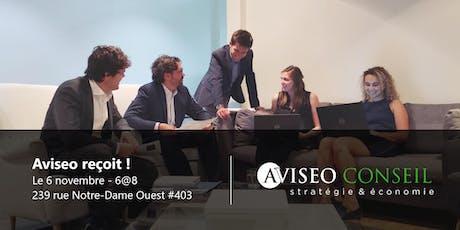 6@8 - Aviseo reçoit ! billets