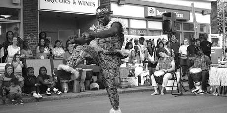 West African Dance Workshop with Biboti Ouikahilo tickets