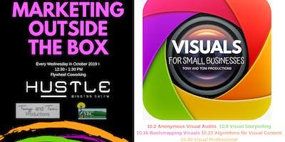 Social Media Algorithms for Visual Content   Marketing Outside the Box