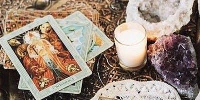 Nov 23, 4-8 p.m. Tarot Reading by Carl Young at Ipso Facto
