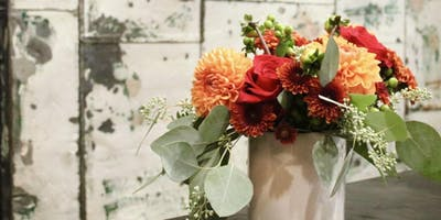 Fall In Love With Flower Arranging with Alice's Table