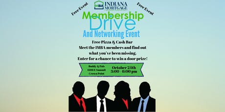 Indiana Mortgage Bankers Membership Drive & Networking Event tickets