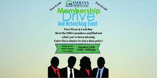 Indiana Mortgage Bankers Membership Drive & Networking Event