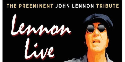 Lennon Live sponsored by Pequannock First Aid & Rescue Squad