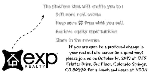 Colorado Springs eXp Lunch and Learn