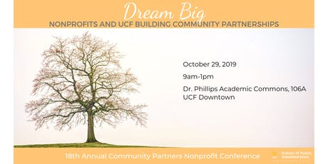 18th Annual UCF Nonprofit Partners Conference  tickets