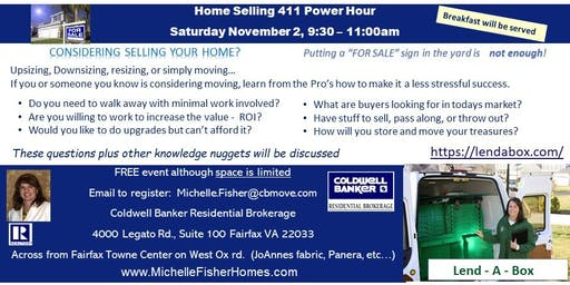 House Selling 411 Power Hour