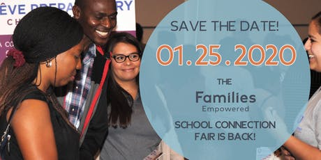 Houston School Connection Fair tickets