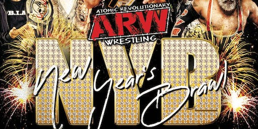 Atomic Revolutionary Wrestling - New Years Brawl