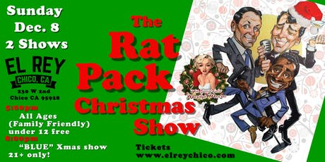 The Rat Pack Christmas Show tickets