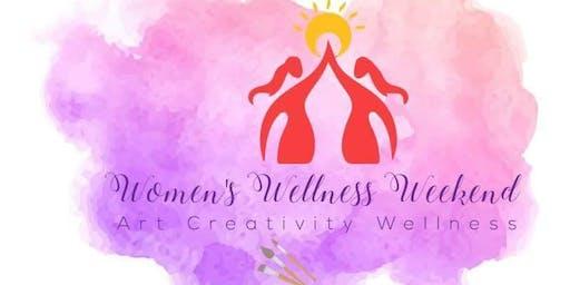 Women's Wellness Weekend - Art, Play, Love